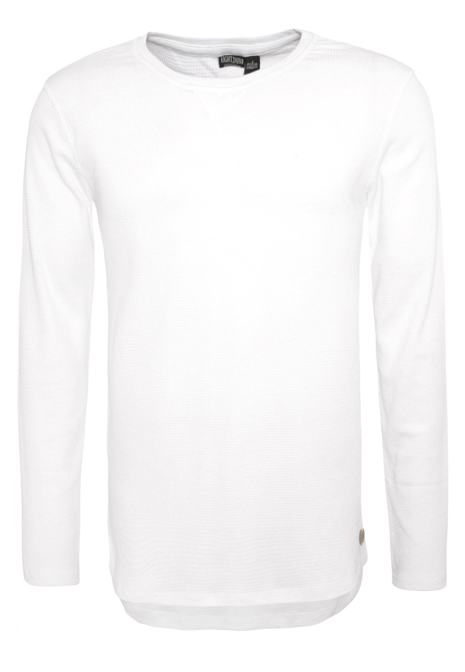 online retailer cd45b 9888f Herren Longsleeve - Rippshirt Eight2Nine